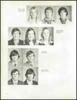 1976 Mildred High School Yearbook Page 50 & 51