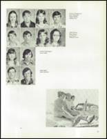 1976 Mildred High School Yearbook Page 56 & 57