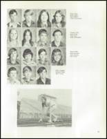 1976 Mildred High School Yearbook Page 58 & 59