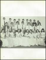 1976 Mildred High School Yearbook Page 66 & 67