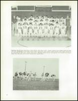 1976 Mildred High School Yearbook Page 68 & 69