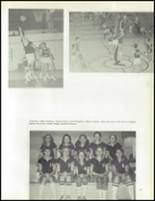 1976 Mildred High School Yearbook Page 70 & 71