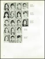 1976 Mildred High School Yearbook Page 72 & 73