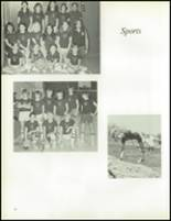 1976 Mildred High School Yearbook Page 78 & 79