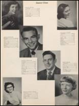 1952 Dodson High School Yearbook Page 10 & 11