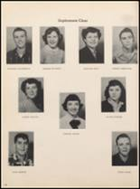 1952 Dodson High School Yearbook Page 14 & 15
