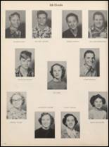 1952 Dodson High School Yearbook Page 16 & 17