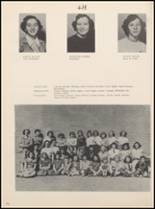 1952 Dodson High School Yearbook Page 26 & 27