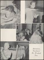 1959 Churchill County High School Yearbook Page 14 & 15