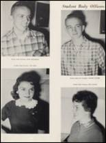 1959 Churchill County High School Yearbook Page 30 & 31