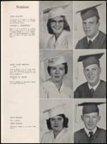 1959 Churchill County High School Yearbook Page 38 & 39