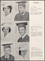 1959 Churchill County High School Yearbook Page 40 & 41