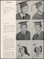 1959 Churchill County High School Yearbook Page 42 & 43