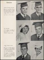 1959 Churchill County High School Yearbook Page 50 & 51