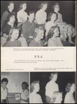 1959 Churchill County High School Yearbook Page 98 & 99