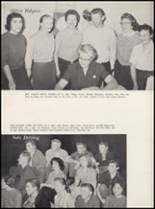 1959 Churchill County High School Yearbook Page 100 & 101