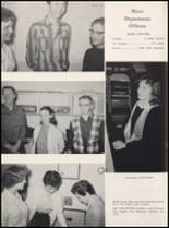 1959 Churchill County High School Yearbook Page 106 & 107