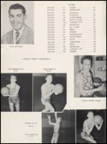 1959 Churchill County High School Yearbook Page 124 & 125