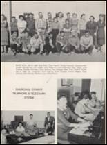 1959 Churchill County High School Yearbook Page 132 & 133