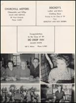 1959 Churchill County High School Yearbook Page 162 & 163