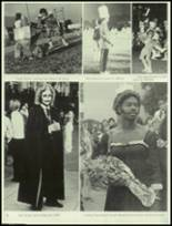 1980 South Gate High School Yearbook Page 20 & 21