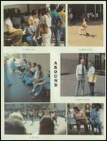 1980 South Gate High School Yearbook Page 34 & 35