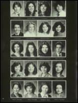 1980 South Gate High School Yearbook Page 48 & 49