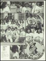 1980 South Gate High School Yearbook Page 52 & 53