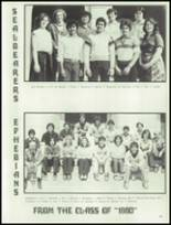 1980 South Gate High School Yearbook Page 68 & 69