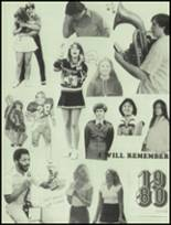 1980 South Gate High School Yearbook Page 70 & 71