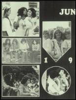 1980 South Gate High School Yearbook Page 86 & 87