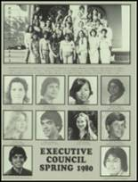 1980 South Gate High School Yearbook Page 106 & 107