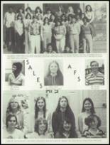 1980 South Gate High School Yearbook Page 112 & 113