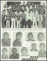 1980 South Gate High School Yearbook Page 118 & 119