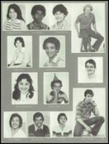 1980 South Gate High School Yearbook Page 124 & 125