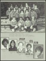 1980 South Gate High School Yearbook Page 126 & 127