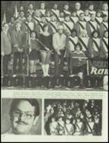 1980 South Gate High School Yearbook Page 128 & 129