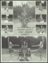 1980 South Gate High School Yearbook Page 136 & 137