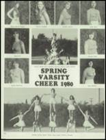 1980 South Gate High School Yearbook Page 138 & 139