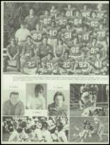 1980 South Gate High School Yearbook Page 152 & 153