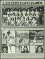 1980 South Gate High School Yearbook Page 162 & 163