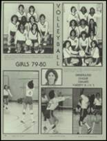 1980 South Gate High School Yearbook Page 170 & 171