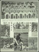 1980 South Gate High School Yearbook Page 178 & 179