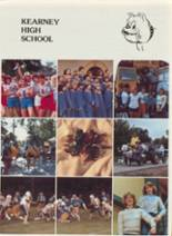 1983 Yearbook Kearney High School
