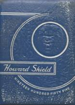 1955 Yearbook Howard High School