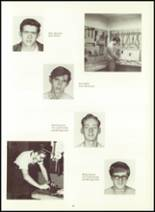 1969 North County Technical High School Yearbook Page 62 & 63