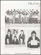 1984 Holdenville High School Yearbook Page 50 & 51