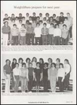 1984 Holdenville High School Yearbook Page 64 & 65