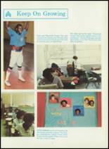 1983 Rolling Fork High School Yearbook Page 10 & 11