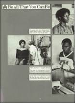 1983 Rolling Fork High School Yearbook Page 20 & 21